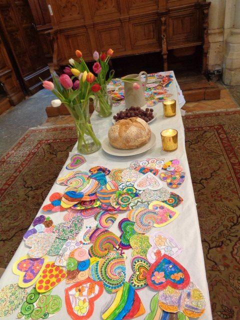 Pâques 2017 :  Carême  et Semaine Sainte