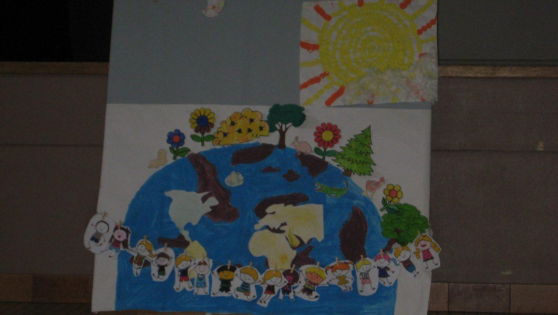 Pastorale : célébration la création du monde