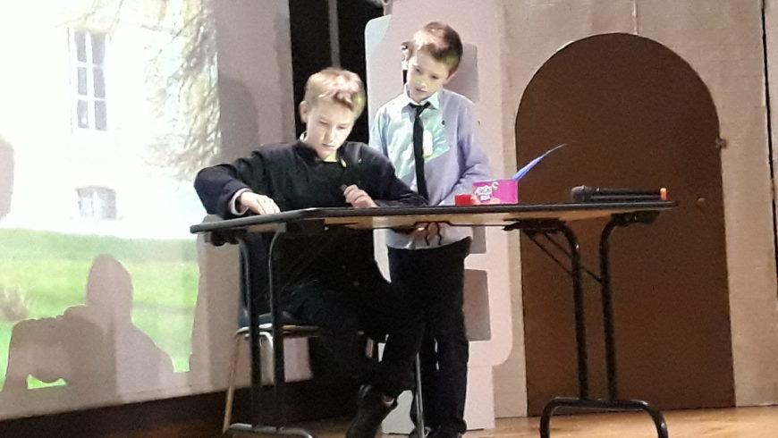 Théâtre : lecture et mise en scène