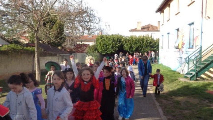 A la mi-Carême, fêtons Carnaval !