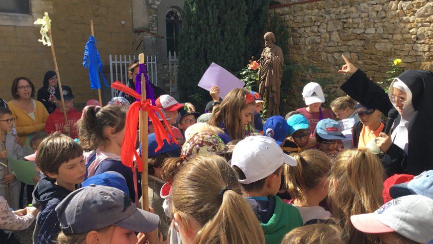 Rentrée pastorale à la maison Saint Joseph de Mont Luzin – Chasselay